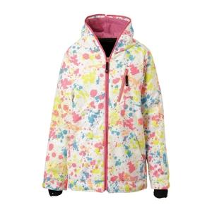 엑스닉스 보드복 14/15 X-NIX Double Hoody Jacket XN482OT51-WT 여성 보드자켓