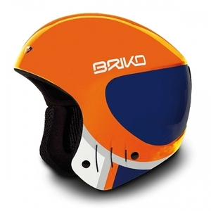 브리코 스키헬멧 BRIKO VESUVIO ORANGE LAVA