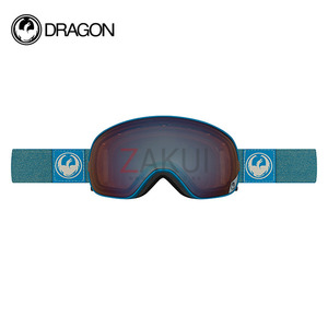 드래곤 APX 스노우 보드고글 1617 DRAGON X2S HONE BLUE OPTIMIZED FLASH BLUE