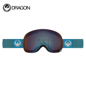 드래곤 APX 스노우 보드고글 1617 DRAGON X1 HONE BLUE OPTIMIZED BLUE