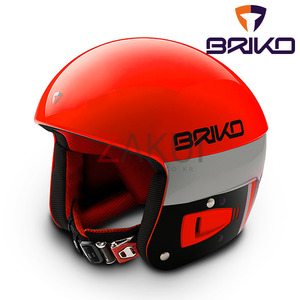 브리코헬멧 1617 BRIKO VULCANO FIS 6.8 ORANGE FLUO BLACK