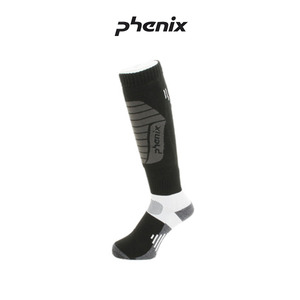 피닉스 스키양말 1617 PHENIX PORTION SUPPORT SOCKS BK1