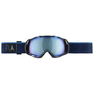 아동 스키고글 ATOMIC REVEL2 S DARK BLUE/LT BLUE ML