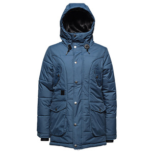 엘원 여자 보드복 TAMARYN PARKA GREY-BLUE