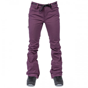 엘원여자 보드복 L1 HEARTBREAKER BASIC PANT PLUM