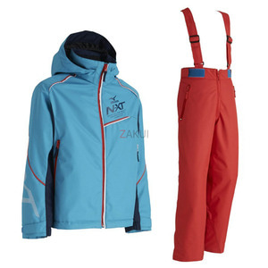 미즈노 아동 스키복 1718 MIZUNO SNOW GEAR JR. SUITS (N-XT) 21