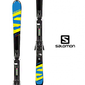 아동 스키 1718 SALOMON X-RACE Jr SW +L7