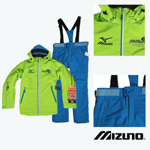 스키복 MIZUNO SKI GEAR M-SG SKI SUITS (39)
