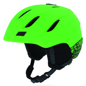 지로스키헬멧 1819 GIRO NINE MATTE BRIGHT GREEN