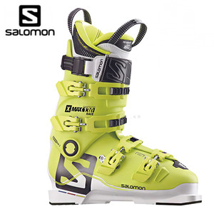 스키부츠 SALOMON X MAX RACE 130 ACIDE GREEN