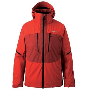 골드윈 스키복 GOLDWIN ALPINE JKT RED