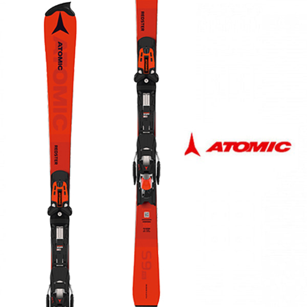 아토믹 레드스터 1920 ATOMIC S9 FIS JR + X 12 TL-RS