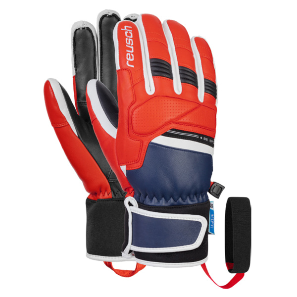 1920 REUSCH BE EPIC R-TEX XT 장갑 BLUE-FIRE RED