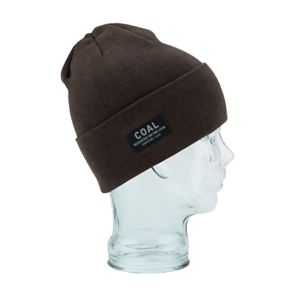 COAL 비니 The Carson Beanie BROWN