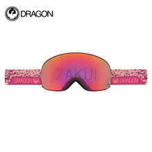 드래곤 APX 스노우 보드고글 1617 DRAGON X2S STONE PINK PURPLE ION.