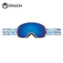 드래곤 APX 스노우 보드고글 1617 DRAGON X2S ONUS BLUE DARK SMOKE BLUE