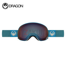 드래곤 APX 스노우 보드고글 1617 DRAGON X2 HONE BLUE OPTIMIZED FLASH BLUE