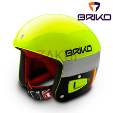 브리코헬멧 1617 BRIKO VULCANO FIS 6.8 YELLOW FLUO ORANGE FLUO