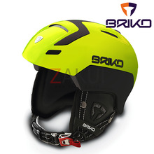 브리코헬멧 1617 BRIKO STROMBOLI MATT YELLOW FLUO MATT ANTHRACITE