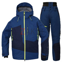 피닉스스키복 1718 PHENIX SPRAY INSULATION SKI WEAR SET NV