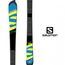살로몬스키 1718 SALOMON X-RACE JR SL + Z10