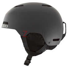 지로 헬멧 1718 GIRO LEDGE BLACK