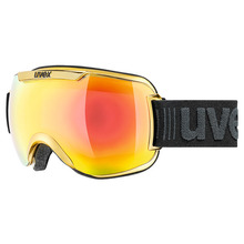 우벡스고글 1718 uvex downhill 2000 FM chrome yellow chrome