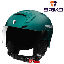 바이저헬멧 1819 STROMBOLI VISOR MT SHINY GREEN