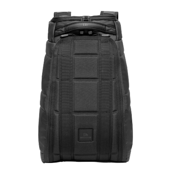 두시백 2122 THE HUGGER 20L Black Out
